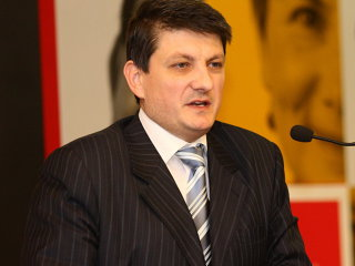 Alexandru Bucşă, fostul director financiar al Oltchim, a ajuns director general la Gaz Sud