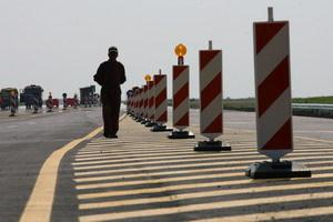 Transporturile publică un nou material video cu autostrada Arad-Timişoara la finalul lunii octombrie. Vezi aici cu cât au avansat lucrările