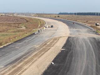 Anca Boagiu: Autostrada Cernavodă-Medgidia va fi dată în circulaţie la o bandă pe sens în 2012