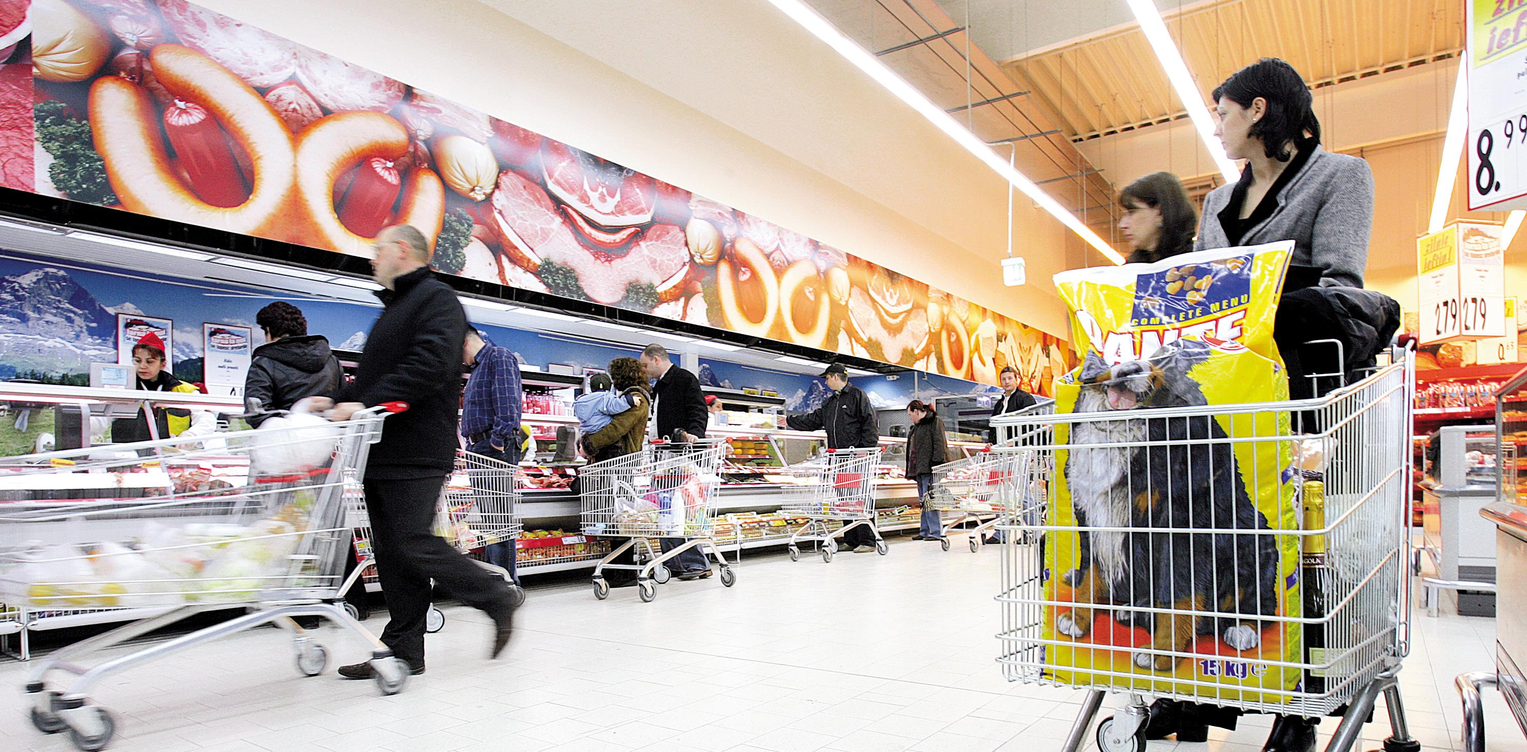 Prima schimbare de lider în istoria comerţului modern: Kaufland devansează Metro şi Carrefour