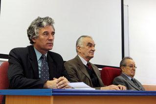 Palmor la lansarea în România a unuia dintre volumele sale