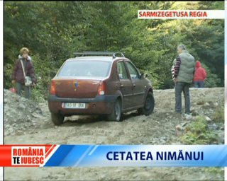 REPORTAJUL SAPTAMANII / Sarmizegetusa, un regat devastat de  nepasare si cautatori de aur (I)