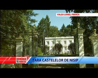 REPORTAJUL SAPTAMANII/ Tara castelelor de nisip