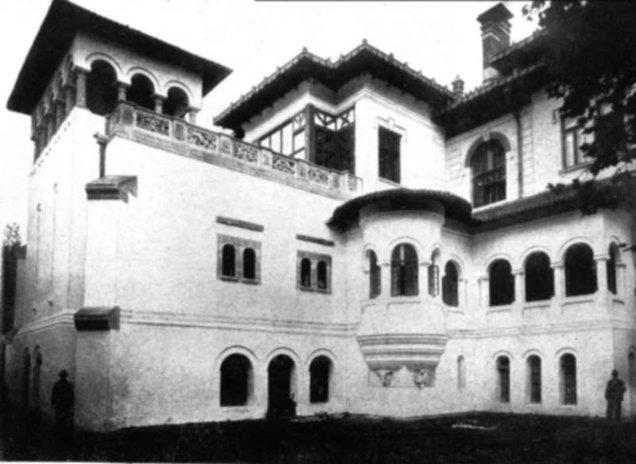 CONTRIBUTII/ Elitele si arhitectura rezidentiala (VI). Palatul Cotroceni, asa cum nu-l stiati pana acum