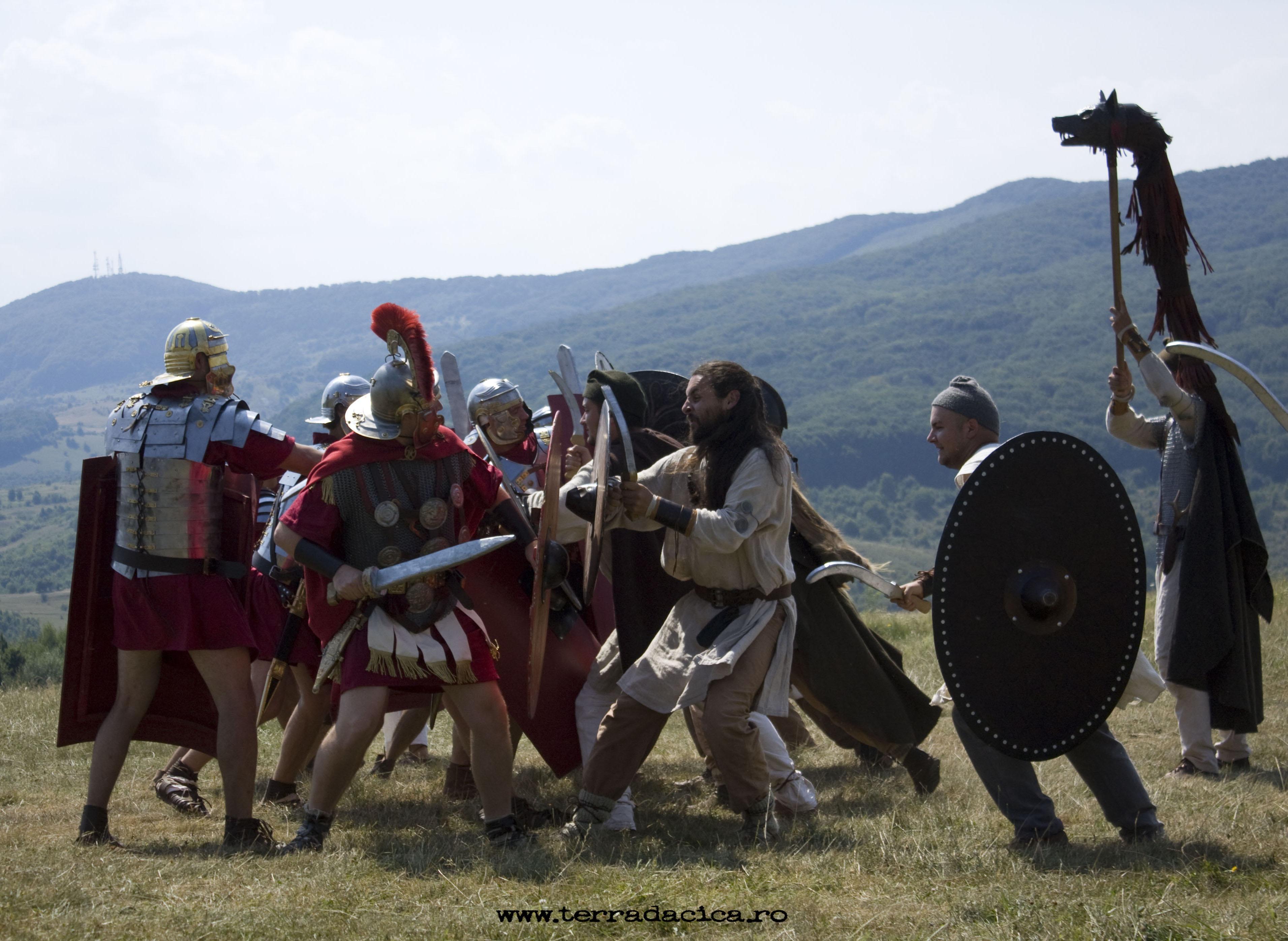 ULTIMA ORA/ Reincep războaiele daco-romane