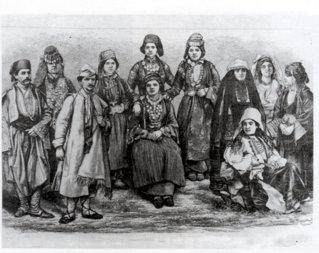 Aromânii balcanici şi bandele greceşti (I)