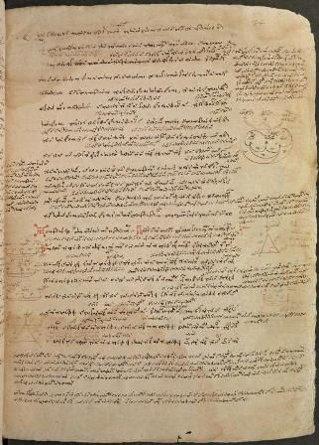 Organon-ul lui Aristotel într-un manuscris bizantin