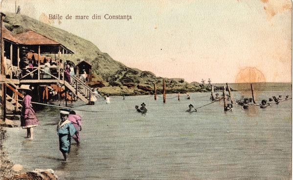 Imagini pentru Plaja Mamaia în Timpul Războiului