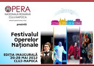 Operele Naţionale se întâlnesc la Cluj/ de Radu Constantinescu