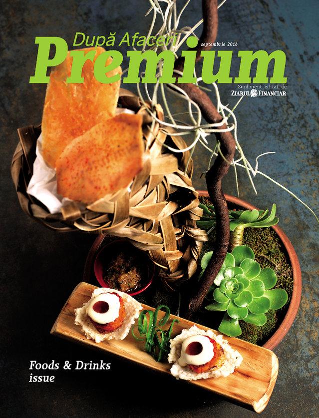Lecţia din farfurie sau ce puteţi citi în noua ediţie a După Afaceri Premium