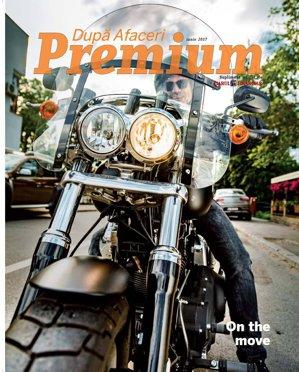 A apărut noul număr al revistei După Afaceri Premium. Iată ce puteţi citi în ediţia din iunie: On the move
