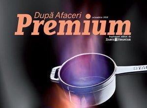 A apărut noul număr După Afaceri Premium, în care vorbim despre slăbiciunile gastronomice, cărora puţini reuşesc să nu le cadă pradă. Delectaţi-vă!