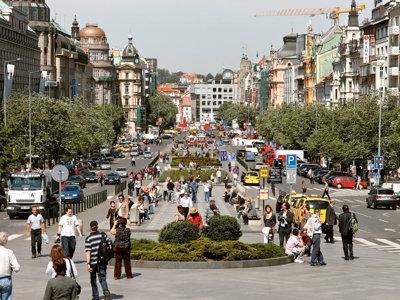 Transport persoane Bucuresti Praga