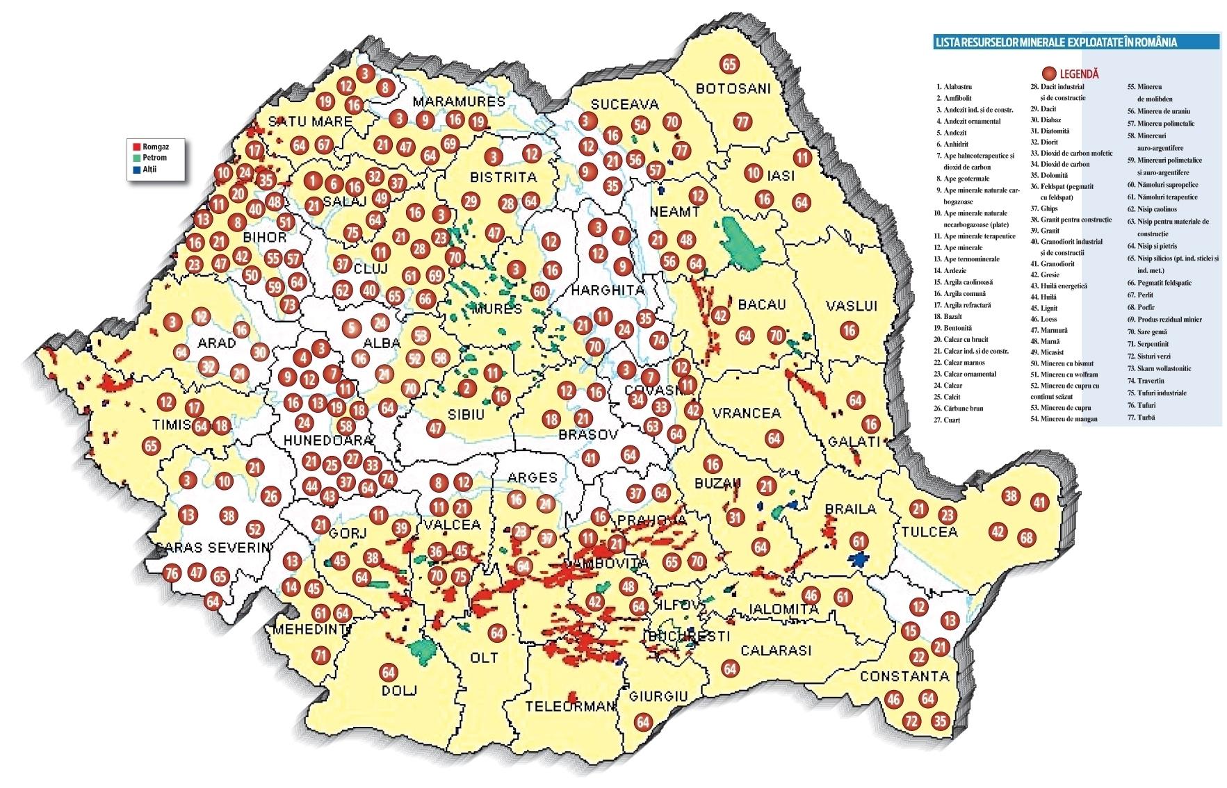Radauti Pe Harta Romaniei