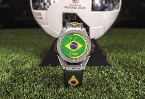 Un mix de orologerie şi fotbal