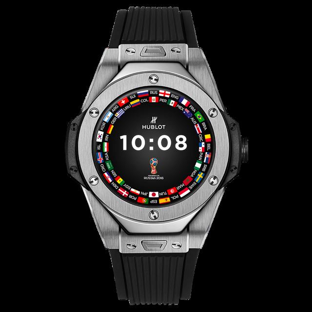 """Tehnologia dă ora exactă în domeniul bijuteriilor şi orologeriei de lux : """"Suntem deja în punctul în care plătim cu brăţara anumite servicii şi în care ne vibrează ceasul la mână atunci când echipa preferată înscrie un gol"""""""