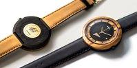 Producătorul român de ceasuri Noah a lansat o ediţie limitată de 80 de piese dedicate lui Nae Zamfir care a împlinit 80 de ani. Cum arată ceasurile din lemn de măslin vechi de 500 de ani? GALERIE FOTO