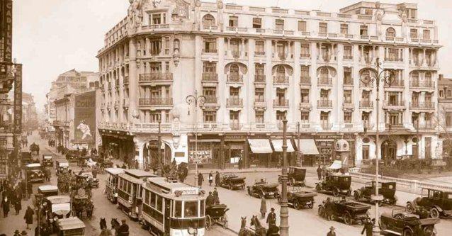 Athenee Palace Hilton 1914