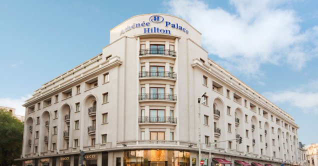Athenee Palace Hilton 2014