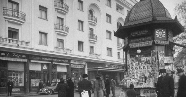 Athenee Palace Hilton 1937