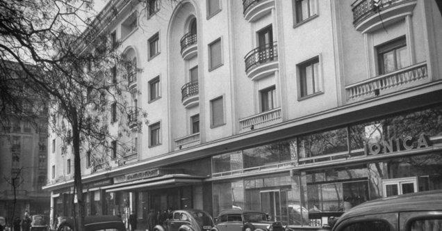 Athenee Palace Hilton 1940