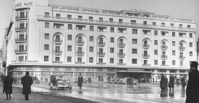 Athenee Palace Hilton 1946