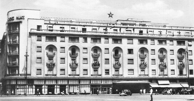 Athenee Palace Hilton 1950