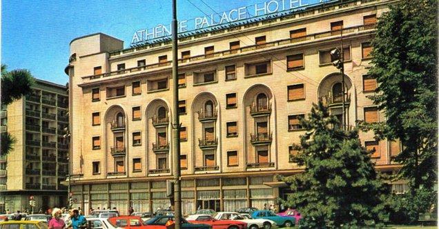 Athenee Palace Hilton 1975