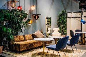 """Revoluţia de catifea sau care este cea mai spectaculoasă revenire din designul interior: """"Folosind piesele potrivite, catifeaua poate să arate senzaţional."""" Galerie Foto"""