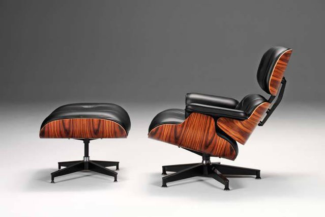 Eames Lounge Chair. Foto: Intro Design