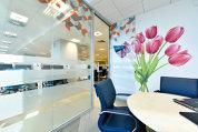 Office with a twist. Dezvoltatorii de birouri vor să facă din locul de muncă un loc de relaxare pentru angajaţi. Care sunt secretele?