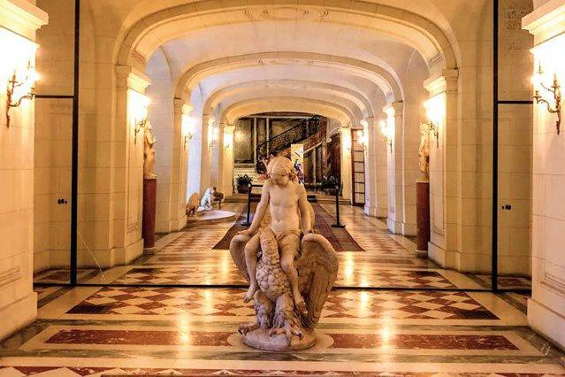 Cum arată Ambasada României din Paris, un palat istoric considerat a fi unul dintre cele mai frumoase zece locuri mai puţin cunoscute din oraş. GALERIE FOTO
