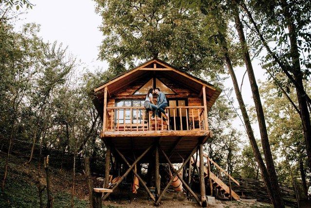 Foto: Transylvania Log Cabins