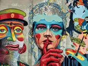 Ei sunt cei care colorează oraşul, prin artă stradală sub forma graffiti-urilor şi a picturilor murale. De la modul preferat de exprimare al rebelilor, desenele murale au devenit o artă în sine. Încotro merge ea?