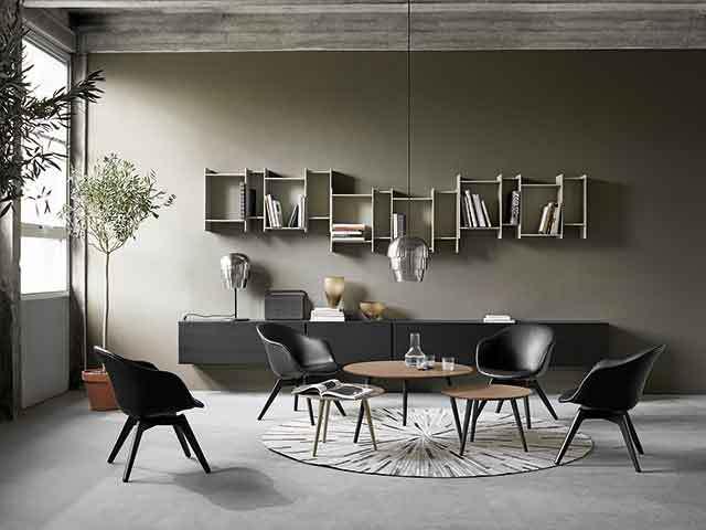Diana Staicu, fondatoarea Scandinavian Design House, concept-umbrelă de mobilă şi decoraţiuni care găzduieşte şi brandul BoConcept. Foto: BoConcept