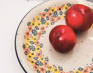 Între Alexandra Ganea şi ceramică a fost dragoste la prima vedere. A început să colecţioneze piese de ceramică poloneză, până când a transformat totul într-un business, sub numele Blop