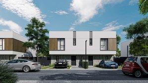 """Cum arată Vernis Sunrise Villas, un proiect imobiliar creionat de Delta Studio şi născut în urma pandemiei şi a fenomenelor de """"work-from-home"""" şi """"study-from-home""""?"""