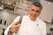 Ce nu lipseşte din frigiderul lui Joseph Hadad, unul dintre cei mai cunoscuţi chef-i din România?
