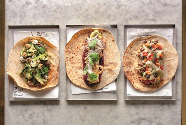 Un nou pariu pe Centrul Vechi: Cum vrea un englez să reinventeze kebabul cu Le Bab, un restaurant de 0,5 mil. euro