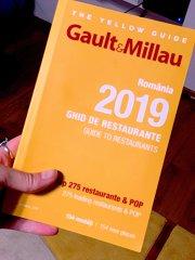 Cele mai bune restaurante româneşti conform ghidului Gault & Millau 2019: Bucătarul şef al anului este Alexandru Dumitru, de la Bistro Ateneu, cu 15,5 puncte dintr-un maxim de 20