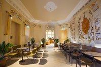 Starbucks deschide o cafenea într-o clădire istorică din Piaţa Romană. GALERIE FOTO