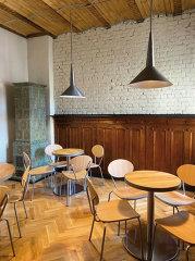 """Vremea pentru /re.kol'ta/ sau cum este să pariezi pe o cafenea în vremuri de distanţare socială: """"Ne dorim să promovăm un nou model în domeniul HoReCa. Încă din proiectare am avut un alt concept"""""""