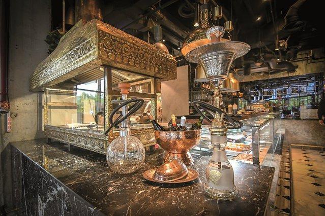 Cuceritorii papilelor gustative sau cum plănuieşte Turkish Kitchen, cel mai nou restaurant turcesc, să-i atragă pe corporatiştii din cel mai mare pol de business al Bucureştiului