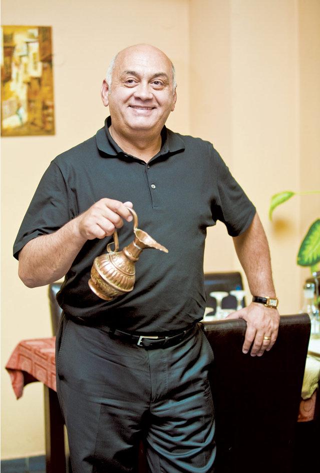 La restaurant cu Peter Imre - Habibi de Habibi