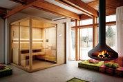 """Aburi premium sau cum arată saunele de 20.000 de euro: """"Clienţii cer produse personalizabile care au încorporate soluţii inteligente"""". Galerie Foto"""