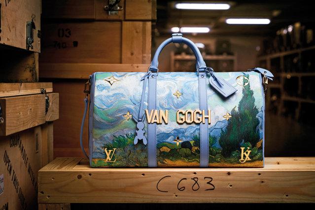 Arta care inspiră artă: Care este legătura dintre Van Gogh, unul dintre cei mai cunoscuţi artişti contemporani şi Louis Vuitton
