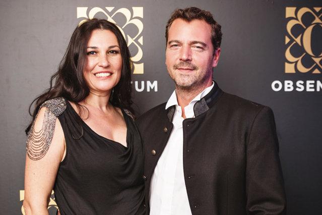 Mădălina Stoica şi Julien Blanchard, cuplul din spatele parfumeriei cu denumire rezultată din prescurtarea numelor lor, Jul et Mad Paris