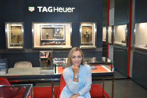 """Tenismena Ana Bogdan, friend of the brand pentru orologeria TAG Heuer: """"Să ai timp"""" ar trebui să fie o urare la fel de des întâlnită precum """"să fii sănătos"""""""