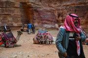 Reportaj din Iordania, ţara unde este atât de mult deşert încât a murit şi marea. Galerie FOTO