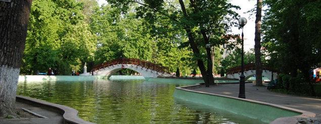 Botoşani. Potrivit normelor impuse de Uniunea Europeană, Botoşaniul este singurul oraş din ţară care îndeplineşte regulile privind suprafaţa optimă de spaţiu verde. Oraşul din nordul Moldovei este plin de parcuri şi insule de verdeaţă. Foto: catalinflutur.ro